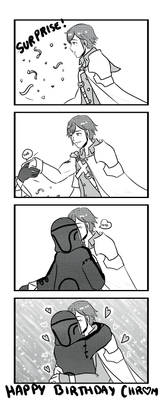 Happy Birthday Chrom