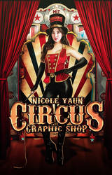 Circus Graphic Shop ft Dara by deegrphx