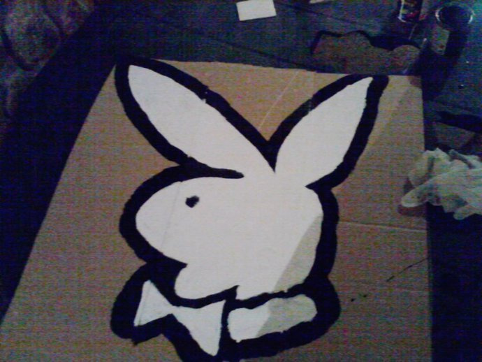 Sexy Playboy Bunny. by eldesastredemaria