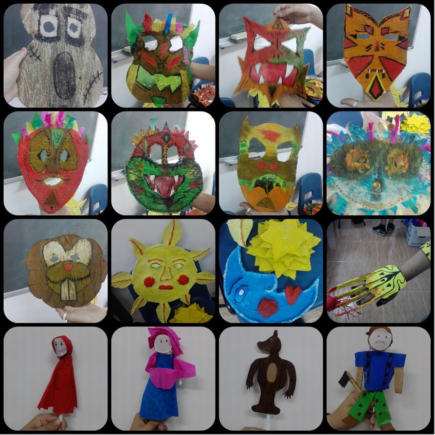 Crafts Camp. by eldesastredemaria