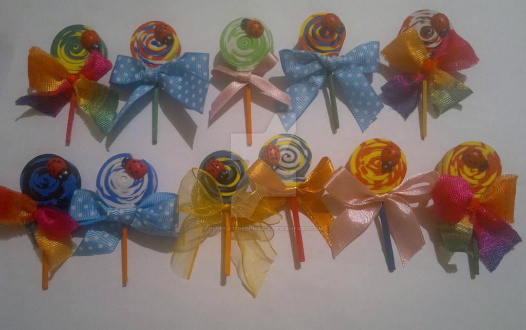 Foami sweets by eldesastredemaria