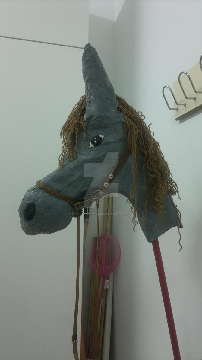 DIY burro by eldesastredemaria