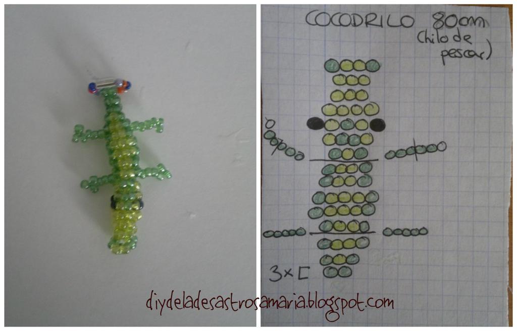 Diydeladesastrosamaria Cocodrilo by eldesastredemaria