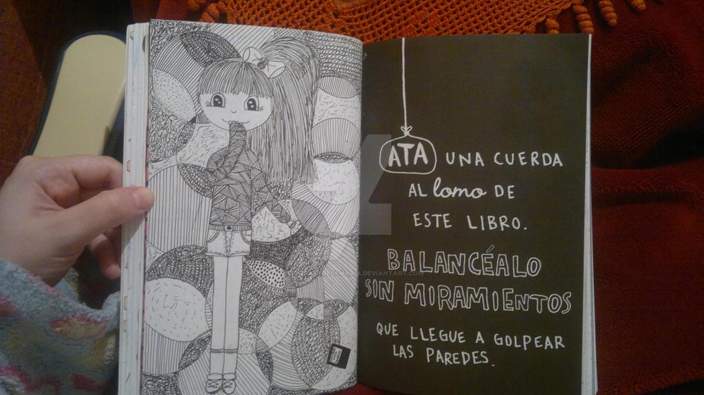 Destroza este diario /Wreck this journal by eldesastredemaria