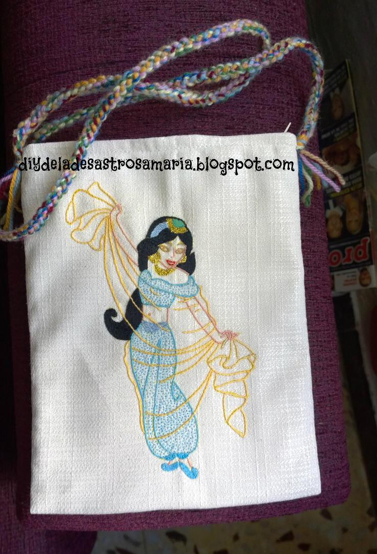 Diydeladesastrosamaria Jasmine by eldesastredemaria