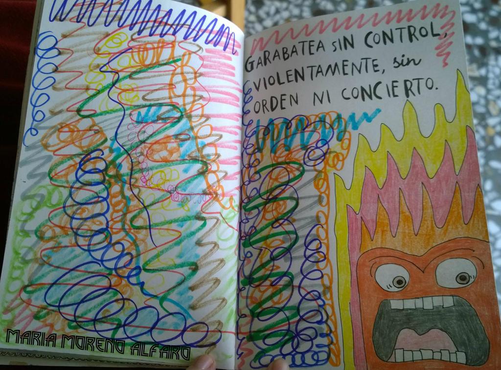Destroza este diario #wreckthisjournal by eldesastredemaria