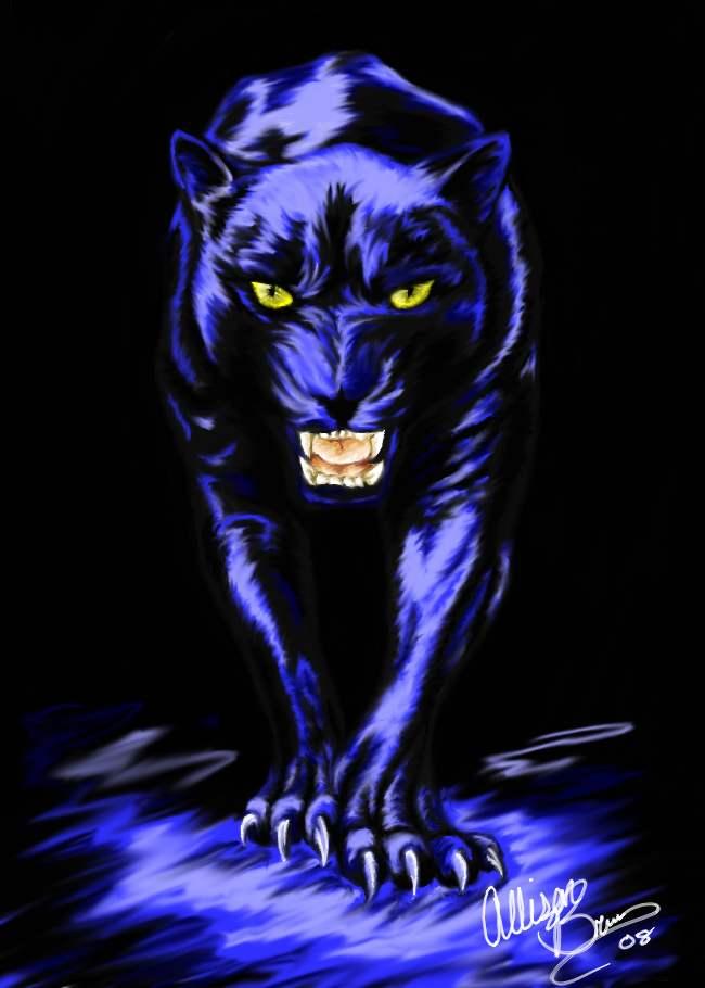 Black Panther Puma Shoes