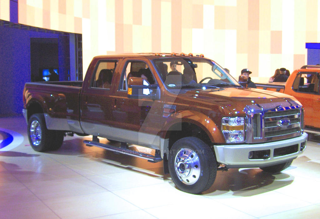 ford f 450 lariat 2008 by qphacs on deviantart. Black Bedroom Furniture Sets. Home Design Ideas