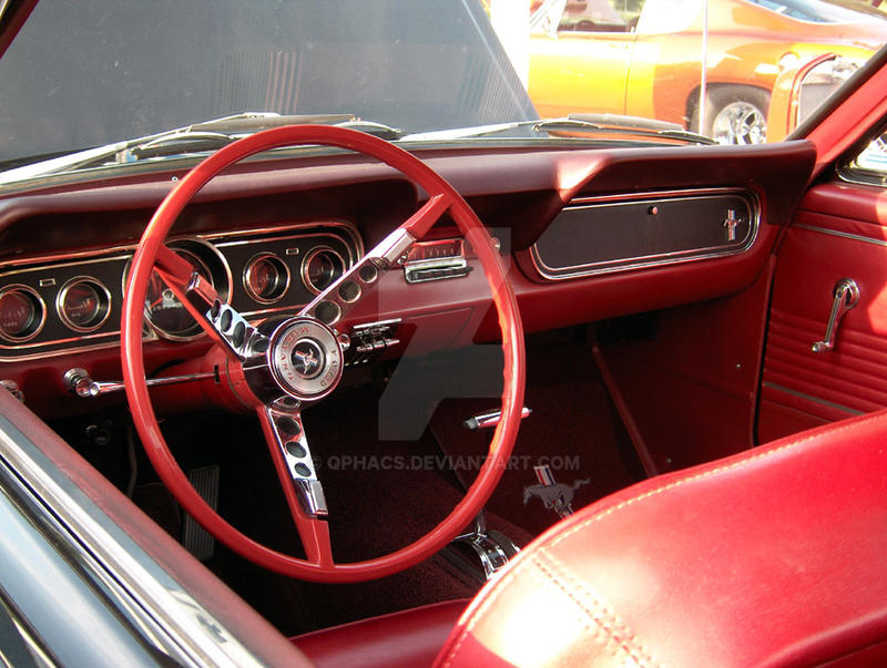 1966 Ford Mustang Interior By Qphacs ...