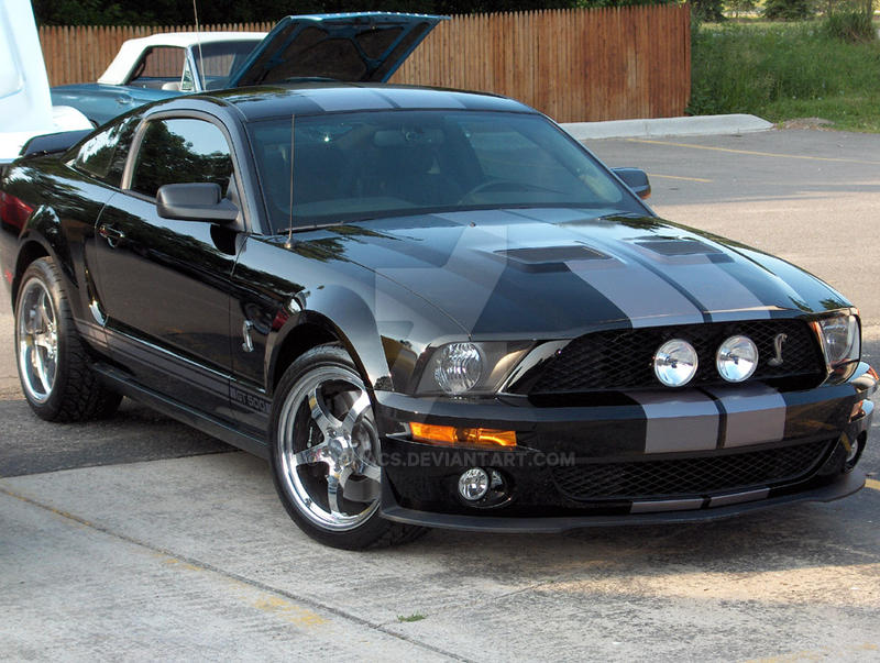 2007 ford shelby mustang gt500 by qphacs on deviantart. Black Bedroom Furniture Sets. Home Design Ideas