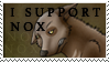 'I support Nox' Stamp by Rjnox