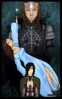 Ocs  The lord of the rings by Ale-Hoku