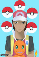 Pokemon by Ale-Hoku