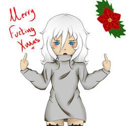 Tarjeta de Navidad by Ale-Hoku