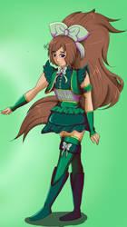 Yota-Magicgirl  (boy) by Ale-Hoku