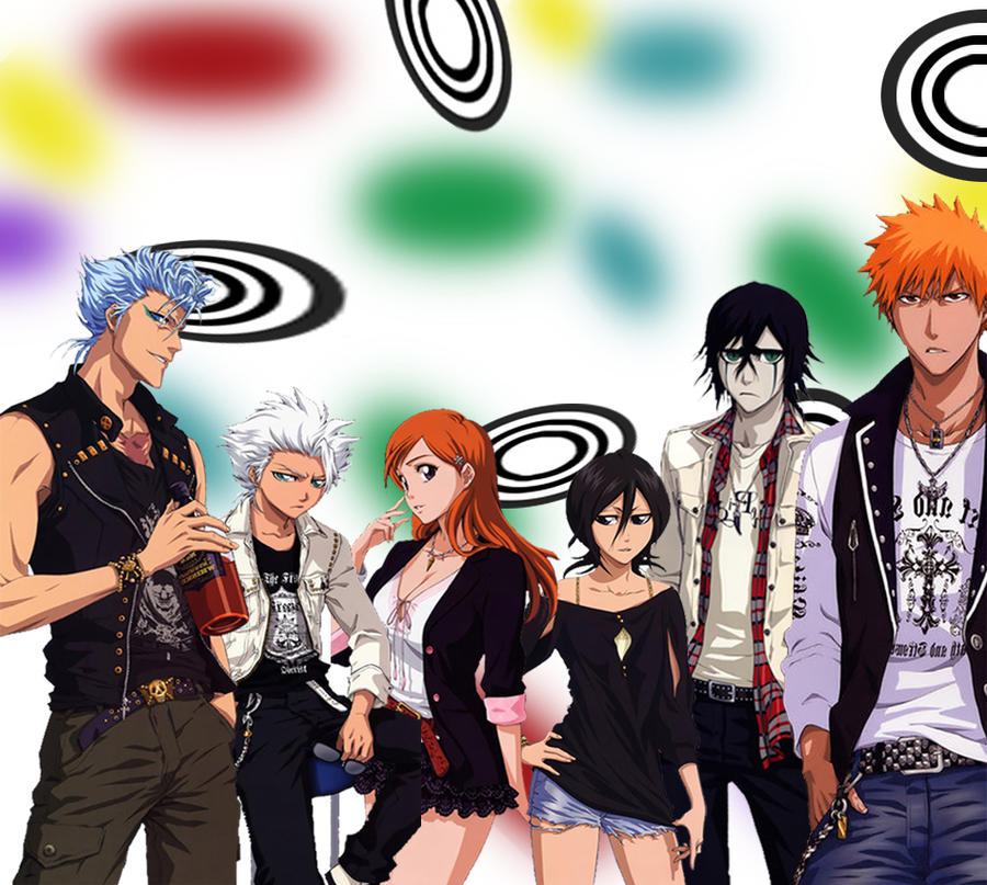 Bleach By Iabeth On Deviantart: Bleach Wallpaper By LeoXleite On DeviantArt