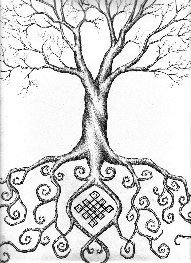 Tree of Life by Wilykat13 on DeviantArt