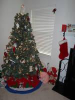 Christmas Tree and Stocking