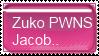 Zuko PWNS Jacob STAMP by SleepySourcessStudio