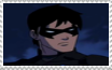 YJ Nightwing STAMP by SleepyWiredStudios