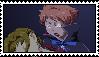 HikaCat Stamp by SleepyWiredStudios