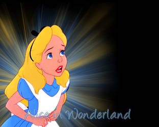 Alice in Wonderland by xXScrltXPrncssXx