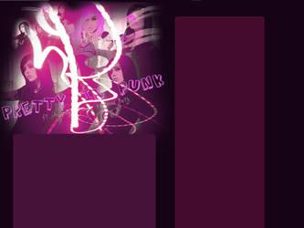 Pretty In Punk Ft AK+HB by xXScrltXPrncssXx