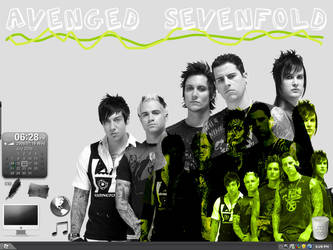 Desktop ft. Avenged Sevenfold
