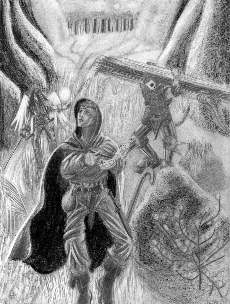The Adventurers by Lluks4