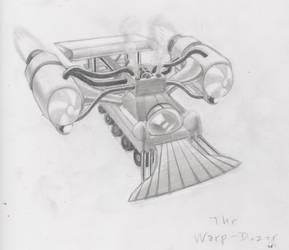Warpdozer by LluxStudio