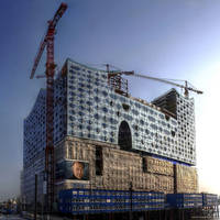 Elbphilharmonie Hamburg by TiKy2010