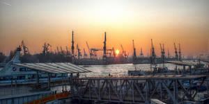 Hamburg - Heavy Industry