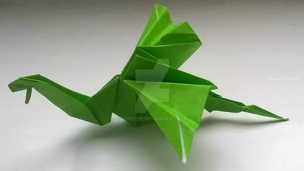 It's a Frickin' Dragon