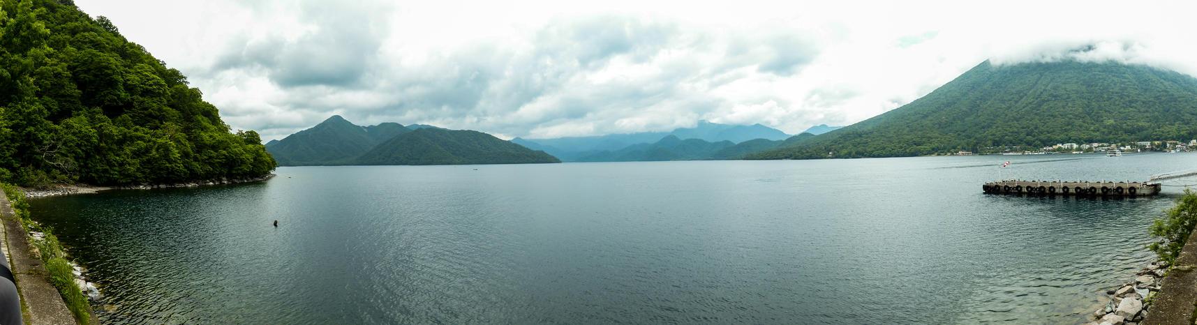 Lake Chuzenji Panorama by MartyMcFly81