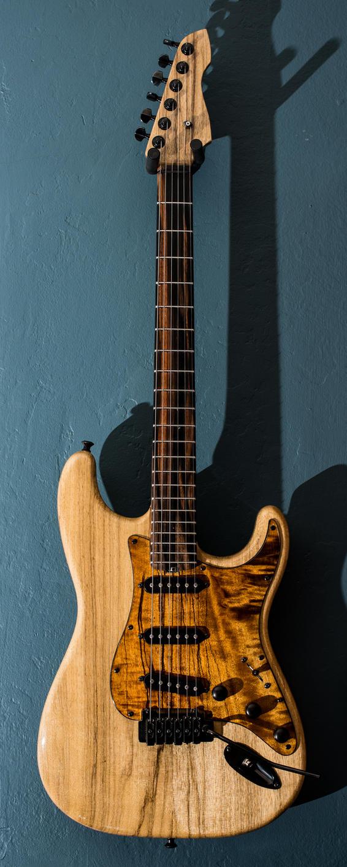 Stratocaster by mudimba