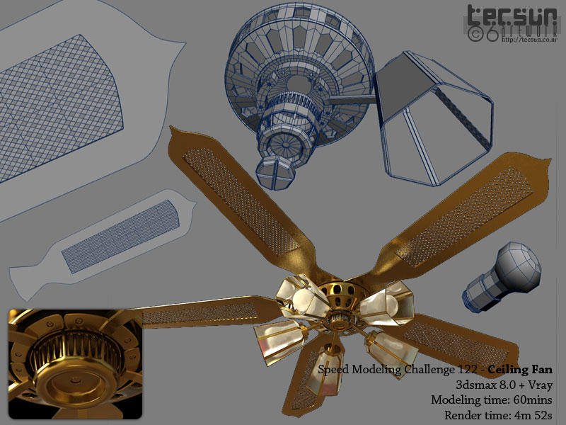 Ceiling fan smc by tecsun on deviantart mozeypictures Image collections