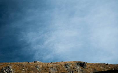 Rocky ridge by TeddyMarkov