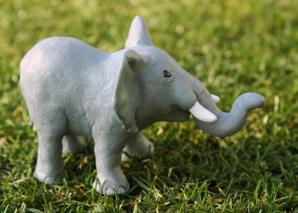 The gallery for --> Clay Sculptures Of Elephants