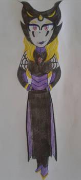 Maleficent by FlorTheWriter