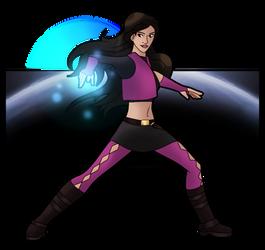 ME: Casual Peacewalker by FlorTheWriter