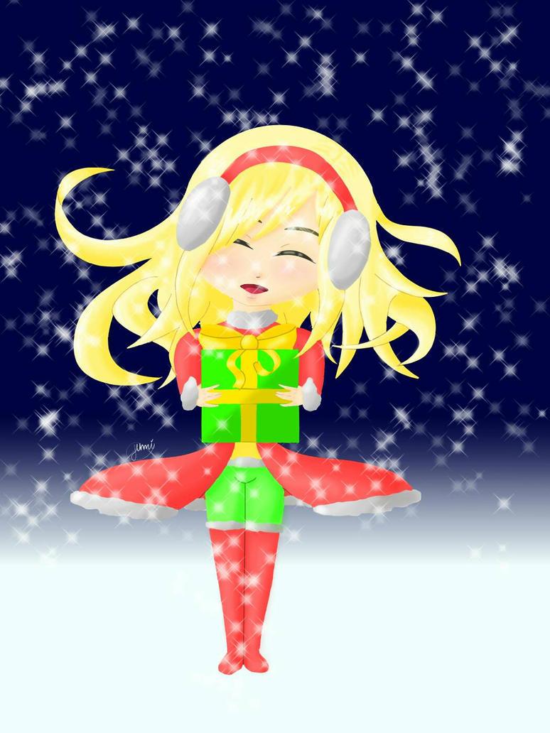 Merry christmas ! by MissYumii