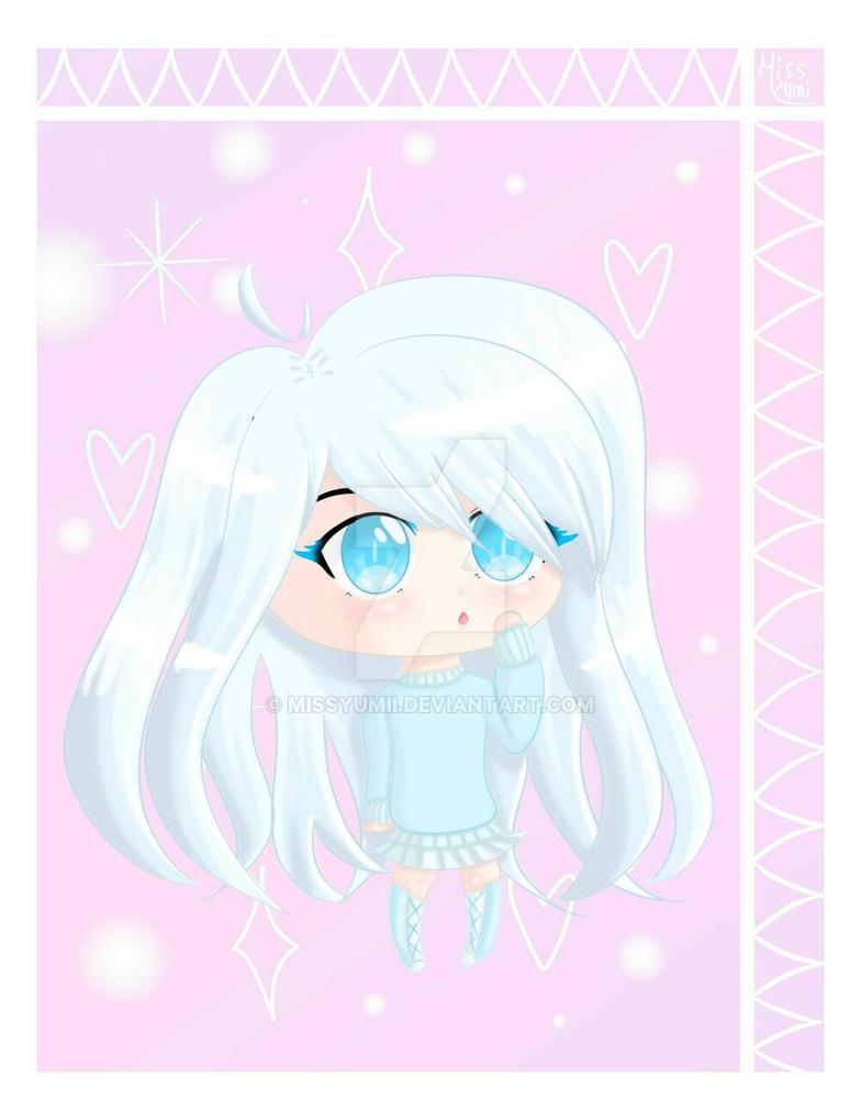 Chibi girl by MissYumii