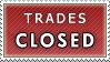 Art Trades Closed by josephstaleknight