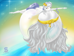 Kiki's Belly Flight