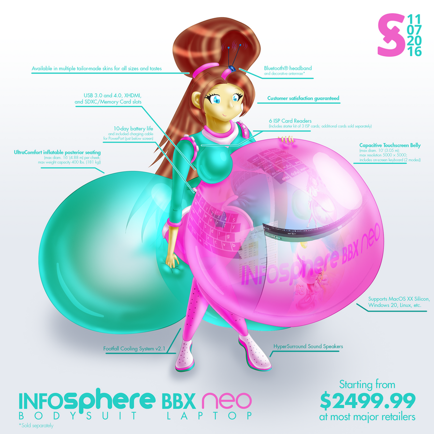 InfoSphere BBX Neo by josephstaleknight