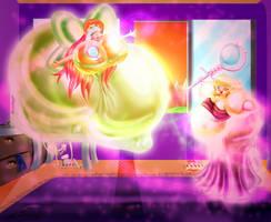Helium Fairy Princess (2020 Redraw)