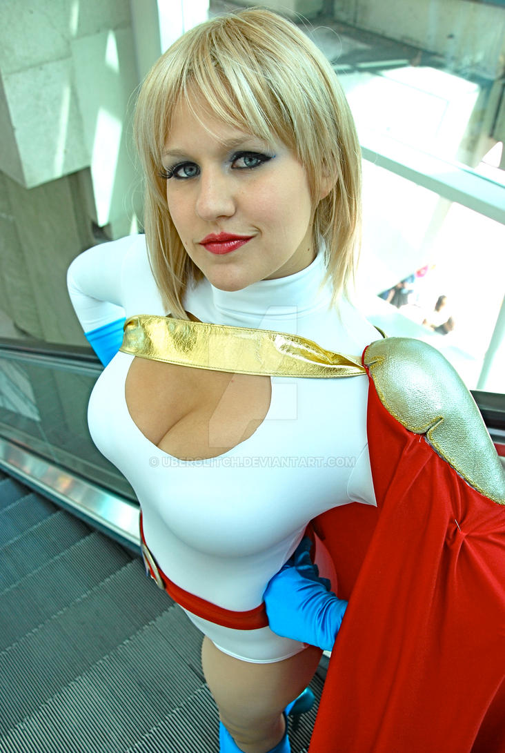 Power Girl 2 by Uberglitch