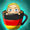Hetalia Cup Icon~ Germany by Nuit-Luna