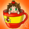 Hetalia Cup Icon~ Spain by Nuit-Luna