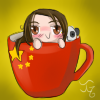 Hetalia Cup Icon~ China by Nuit-Luna